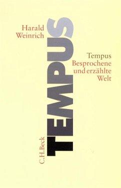 Tempus - Weinrich, Harald