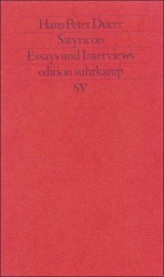 Satyricon - Duerr, Hans Peter