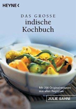 Das große indische Kochbuch - Sahni, Julie