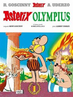 Asterix Olympius; Asterix bei den olympischen Spielen / Asterix Latein Bd.15 - Goscinny, René; Uderzo, Albert