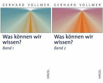 Was können wir wissen? - Vollmer, Gerhard