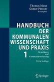 Handbuch der kommunalen Wissenschaft und Praxis 1