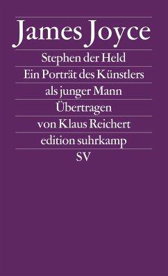 Stephen der Held - Joyce, James