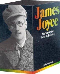 Werke in sechs Bänden - Joyce, James
