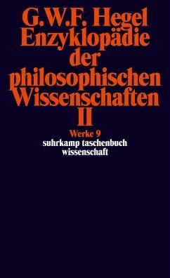 Enzyklopädie der philosophischen Wissenschaften II im Grundrisse 1830 - Hegel, Georg Wilhelm Friedrich