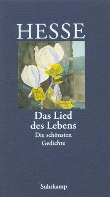 »Das Lied des Lebens« - Hesse, Hermann