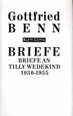 Briefe an Tilly Wedekind 1930-1955 / Briefe Bd.4