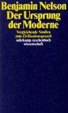 Der Ursprung der Moderne