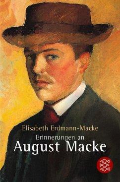 Erinnerungen an August Macke - Erdmann-Macke, Elisabeth