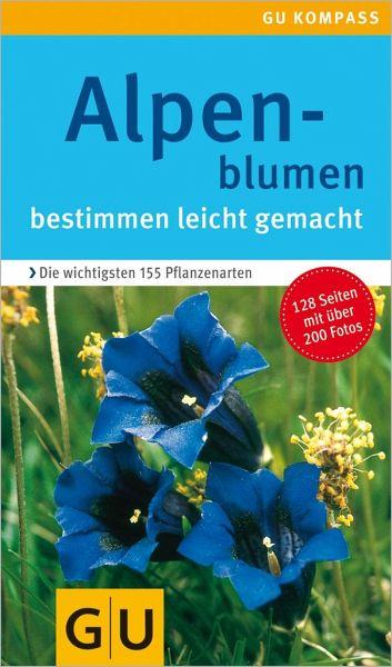alpenblumen kompass buch b. Black Bedroom Furniture Sets. Home Design Ideas