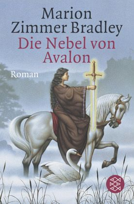 Buch-Reihe Avalon-Saga von Marion Zimmer Bradley