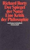 Der Spiegel der Natur: Eine Kritik der Philosophie