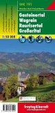 Freytag & Berndt Wander-, Rad- und Freizeitkarte Gasteiner Tal, Wagrain, Großarltal