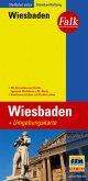Falk Plan Wiesbaden