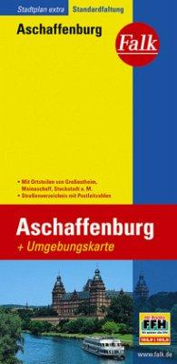 Aschaffenburg/Falk Pläne