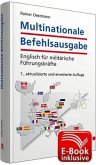 Multinationale Befehlsausgabe inkl. E-Book