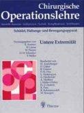 Schädel, Haltungs- und Bewegungsapparat / Chirurgische Operationslehre Bd.10/1