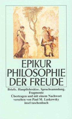 Philosophie der Freude - Epikur
