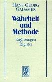 Hermeneutik II. Wahrheit und Methode. Studienausgabe