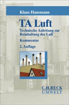 TA-Luft, Kommentar - Hansmann, Klaus
