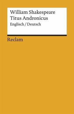 Titus Andronicus - Shakespeare, William