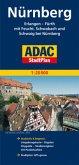 ADAC StadtPlan Nürnberg