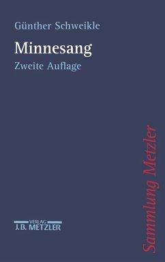 Minnesang - Schweikle, Günther