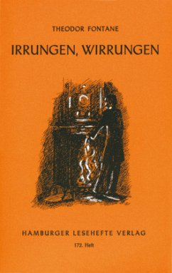 Irrungen, Wirrungen - Fontane, Theodor