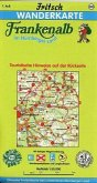 Fritsch Karte - Frankenalb im Nürnberger Land
