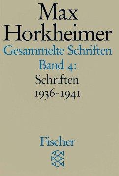 Gesammelte Schriften in 19 Bänden - Horkheimer, Max