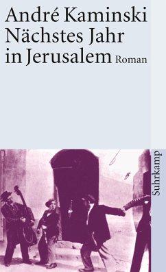 Nächstes Jahr in Jerusalem - Kaminski, André