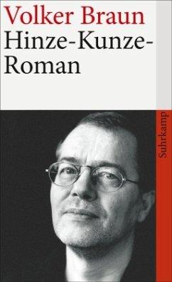 Hinze-Kunze-Roman - Braun, Volker