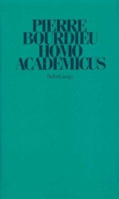 Homo academicus - Bourdieu, Pierre