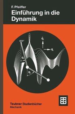 Einführung in die Dynamik - Pfeiffer, Friedrich