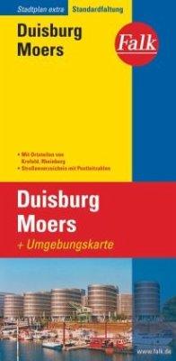 Duisburg, Moers/Falk Pläne