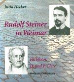 Rudolf Steiner in Weimar