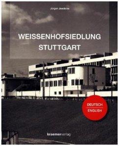 Weissenhofsiedlung Stuttgart - Joedicke, Jürgen