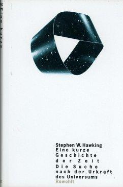 Eine kurze Geschichte der Zeit - Hawking, Stephen