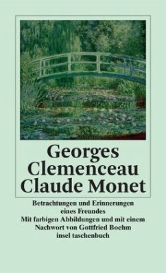 Claude Monet - Clemenceau, George