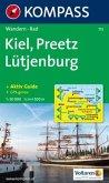 Kompass Karte Kiel, Preetz, Lütjenburg