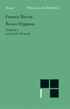 Neues Organon 1