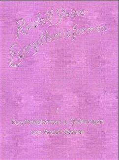 Eurythmieformen zu Dichtungen von Rudolf Steiner / Eurythmieformen, 9 Bde. Bd.1 - Steiner, Rudolf