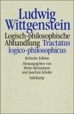 Logisch-philosophische Abhandlung. Tractatus logico-philosophicus
