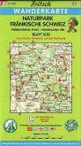 Fritsch Karte - Naturpark Fränkische Schweiz, Blatt Süd