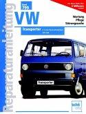 VW Transporter mit 1,6 Liter, Diesel und Turbodiesel ab 1979