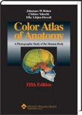 Color atlas of anatomy : a photographic study of the human body. ; Chihiro Yokochi ; Elke Lütjen-Drecoll