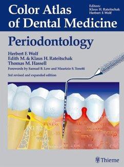 Color Atlas of Dental Medicine I. Periodontology - Wolf, Herbert F.; Hassell, Thomas M.; Rateitschak-Plüss, Edith M.; Rateitschak, Klaus H.