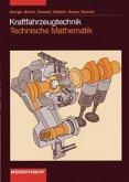 Lehrbuch / Kraftfahrzeugtechnik, Technische Mathematik