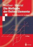 Die Methode der finiten Elemente