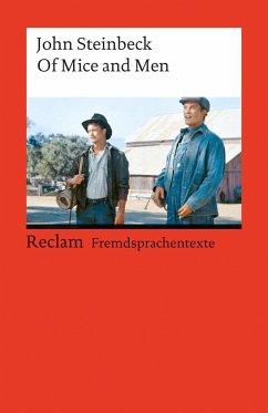 Of Mice and Men - Steinbeck, John